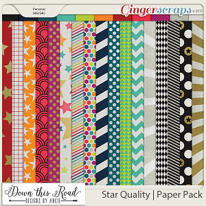 Star Quality | Paper Pack