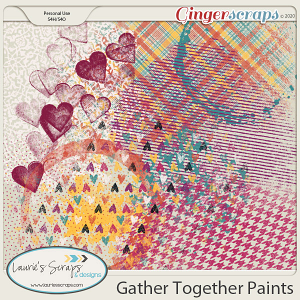 Gather Together Paints