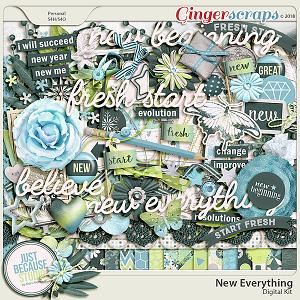New Everything Digital Kit by JB Studio