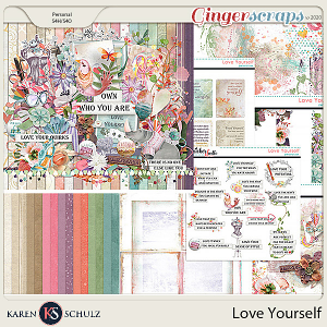Love Yourself Collection by Snickerdoodle Designs