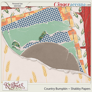 Country Bumpkin Shabby Papers