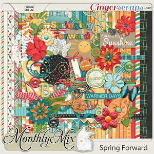 Monthly Mix: Spring Forward