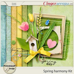 Spring harmony Kit