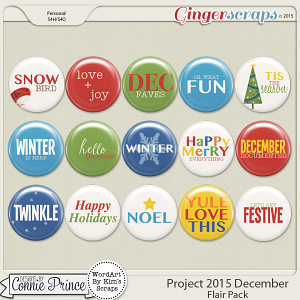 Project 2015 December - Flair Pack
