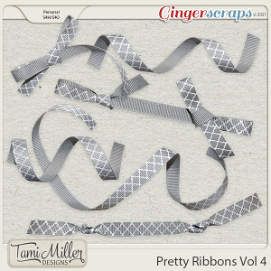 Pretty Ribbons Vol 4 by Tami Miller Designs