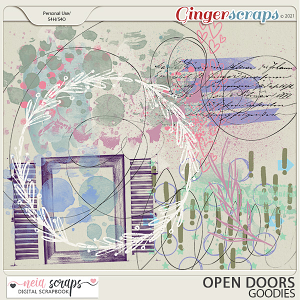 Open Doors - Goodies - by Neia Scraps