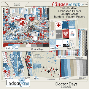 Doctor Days Collection by Lindsay Jane