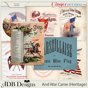 And War Came Heritage Sheet Music