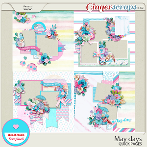 May days - quick pages