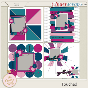 The Cherry On Top: Touched Templates