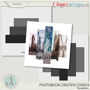 Photobook Creater Cover 8 by Ilonka's Designs