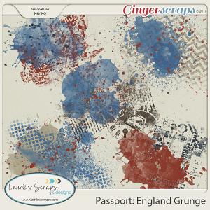 Passport: England Grunge