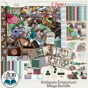 Antiques Emporium Mega Bundle by ADB Designs
