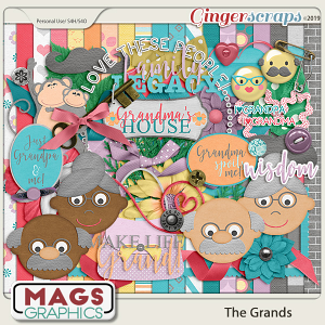 The Grands KIT by MagsGraphics