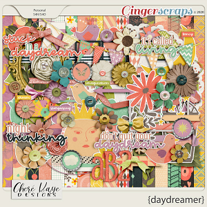 Daydreamer by Chere Kaye Designs