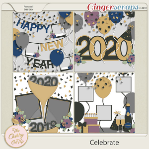 The Cherry On Top Celebrate Templates
