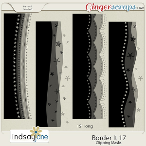 Border It 17 by Lindsay Jane