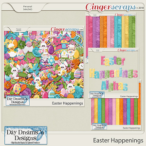 Easter Happenings {Bundle} by Day Dreams 'n Designs
