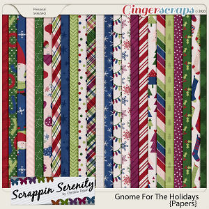 Gnome For The Holidays Papers