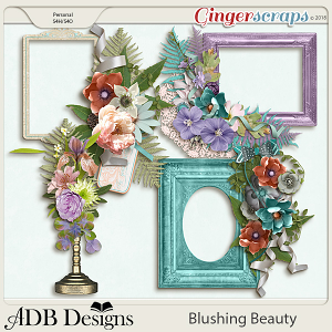 Blushing Beauty Clusters