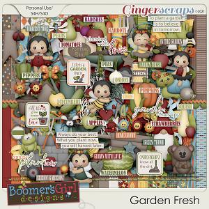 Garden Fresh by BoomersGirl Designs