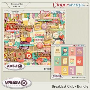 Breakfast Club - Bundle by Aprilisa Designs