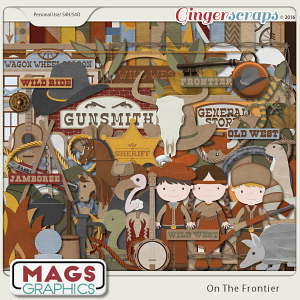 On The Frontier KIT by MagsGraphics