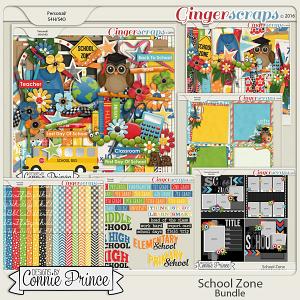 School Zone - Core Bundle