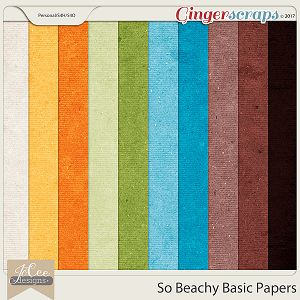So Beachy Basic Papers