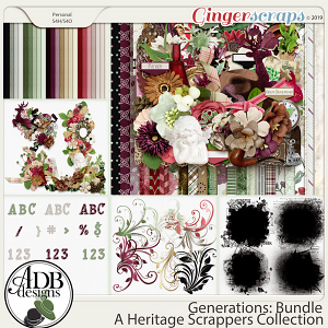 Generations Bundle by ADB Designs