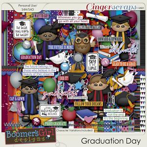 Graduation Day by BoomersGirl Designs