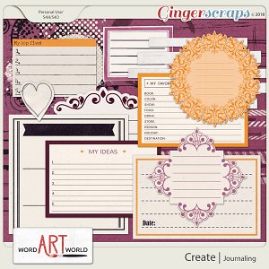Create Journaling