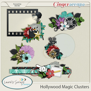 Hollywood Magic Clusters