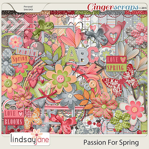 Passion For Spring by Lindsay Jane