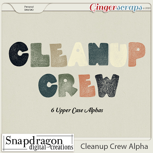 Cleanup Crew Alpha