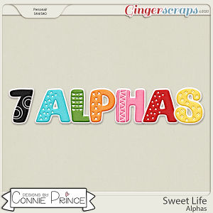 Sweet Life - Alpha Pack AddOn by Connie Prince