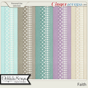 Faith Pattern Papers