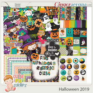 Halloween 2019-Bundle