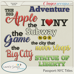 Passport: NYC Titles