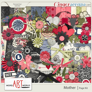 Mother Page Kit