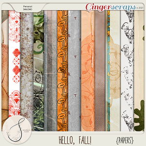 Hello, Fall! Papers