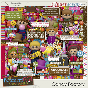 Candy Factory by BoomersGirl Designs
