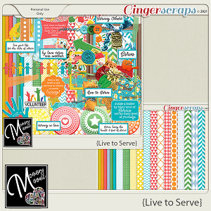 Live to Serve by Memory Mosaic