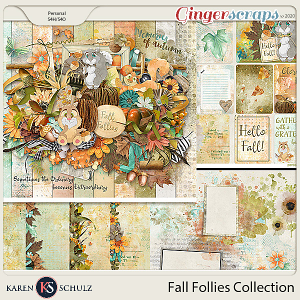 Fall Follies Collection by Snickerdoodle Designs