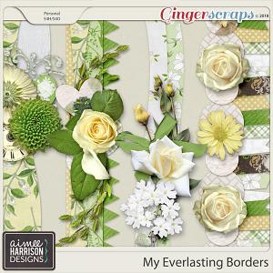 My Everlasting Borders by Aimee Harrison
