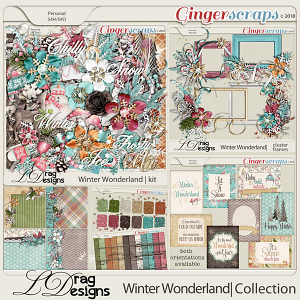 Winter Wonderland: The Collection by LDragDesigns