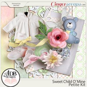 Sweet Child 'O Mine Petite Kit by ADB Designs
