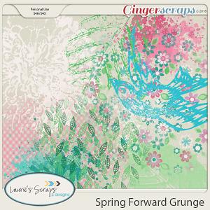 Spring Forward Grunge