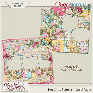 Hot Cross Bunnies QuickPages