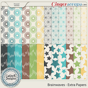 Brainwaves - Extra Papers